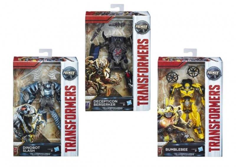 Transformers Personaggi Premier Edition - Hasbro - MazzeoGiocattoli.it