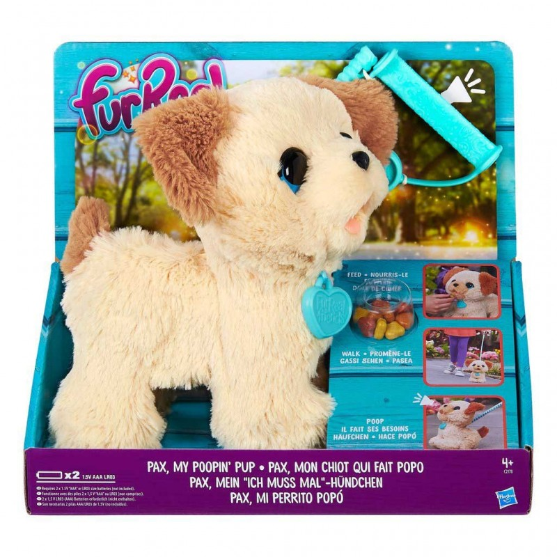 Fur Real Friends Pax - Hasbro  - MazzeoGiocattoli.it