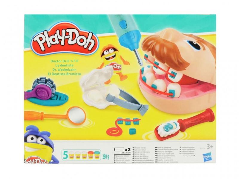 Play Doh Dottor Trapanino - MazzeoGiocattoli.it