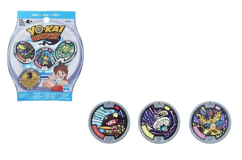 Medaglia Orologio Yo Kai - Hasbro - MazzeoGiocattoli.it
