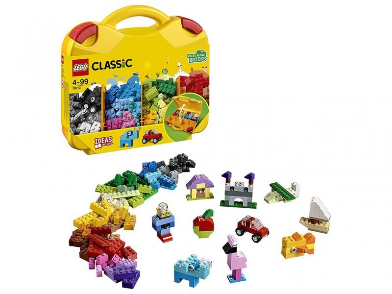 Lego 10713 Valigetta Creativa  - MazzeoGiocattoli.it