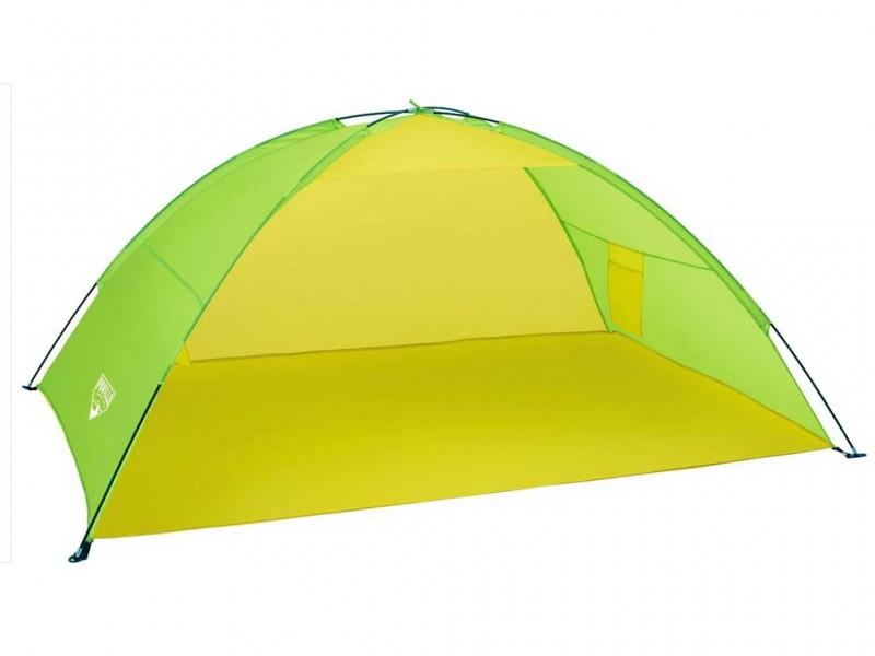 Tenda Da Spiaggia A Cupola Verde/giallo - MazzeoGiocattoli.it