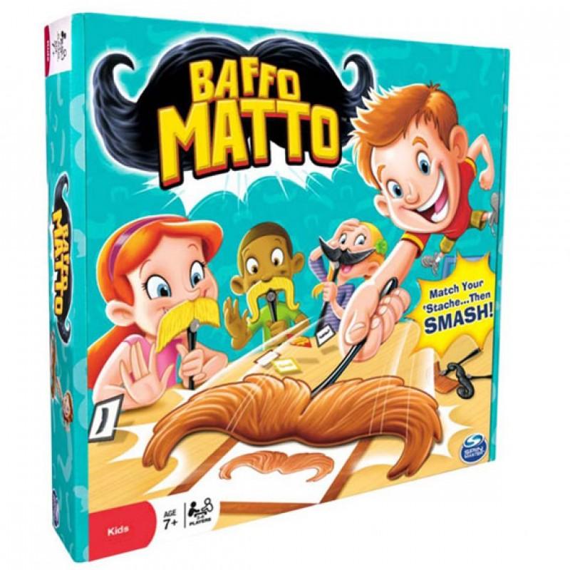 Gioco Di Società Baffo Matto - Spin Master - MazzeoGiocattoli.it