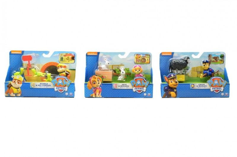 Paw Patrol Personaggi Assortiti - Spin Master - MazzeoGiocattoli.it