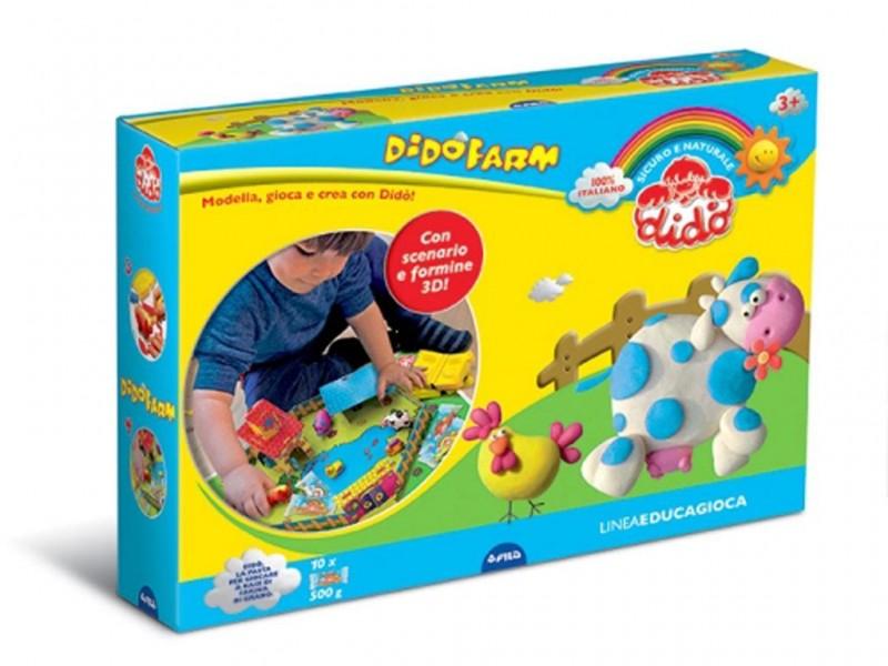 Gioco Per Bambini Didò Farm - Fila - MazzeoGiocattoli.it