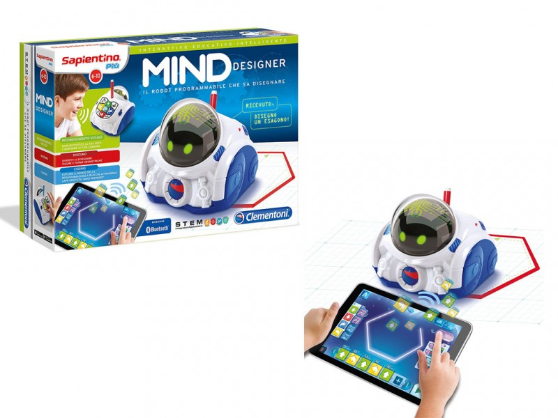 Mind Robot Educativo Intelligente  - MazzeoGiocattoli.it