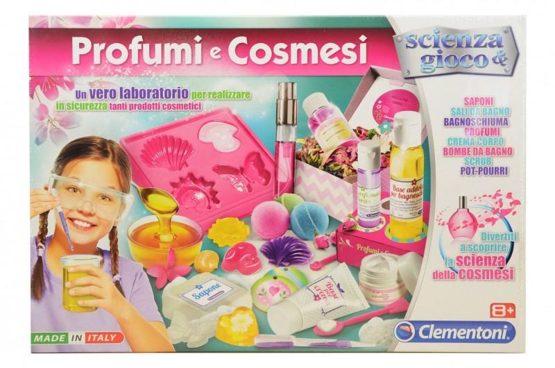 Profumi E Cosmesi Clementoni          - MazzeoGiocattoli.it
