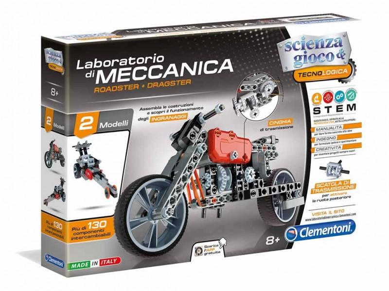 Moto Roadster E Dragster Clementoni - MazzeoGiocattoli.it