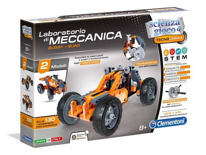 Laboratorio Di Meccanica - Clementoni - MazzeoGiocattoli.it