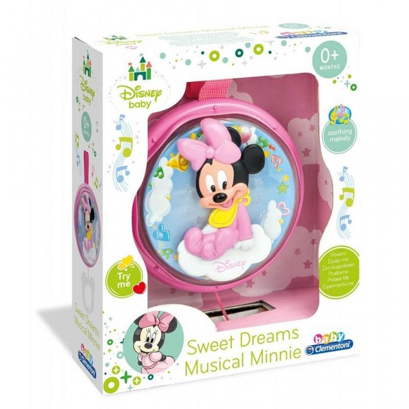 Minnie Carillon Dolce Notte - Clementoni - MazzeoGiocattoli.it