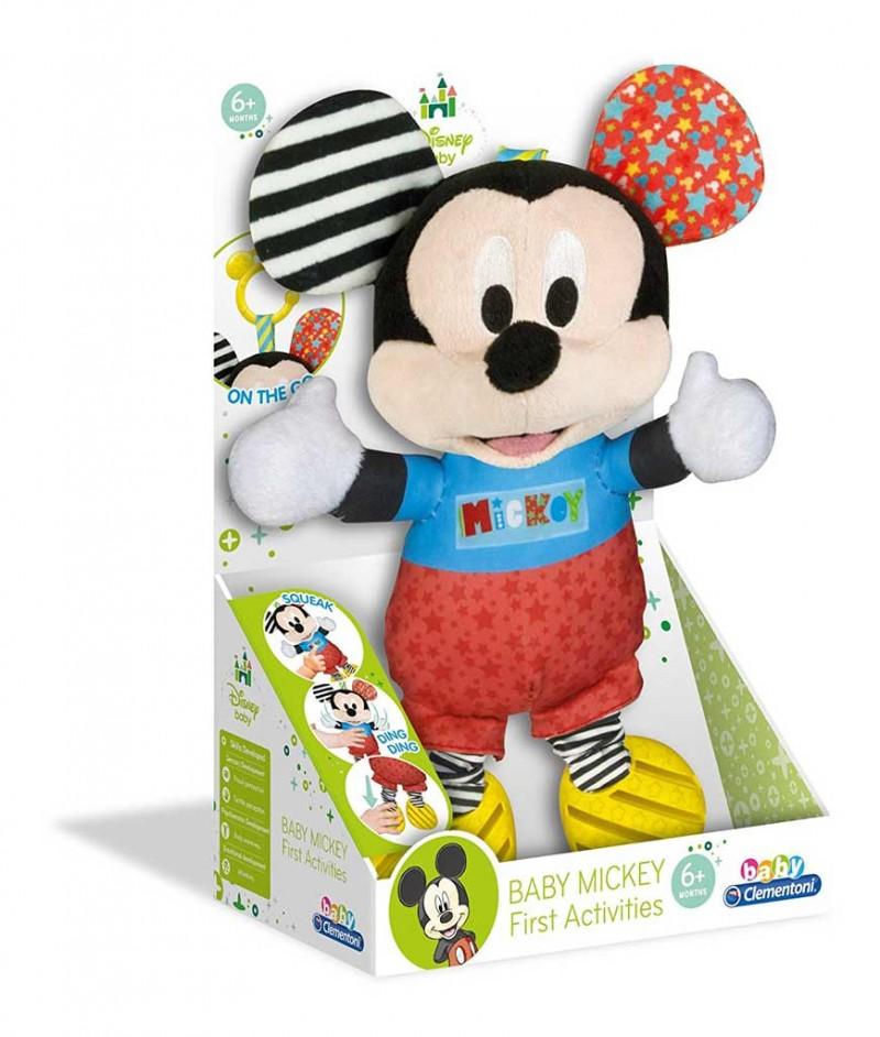 Baby Mickey Prime Attività - MazzeoGiocattoli.it