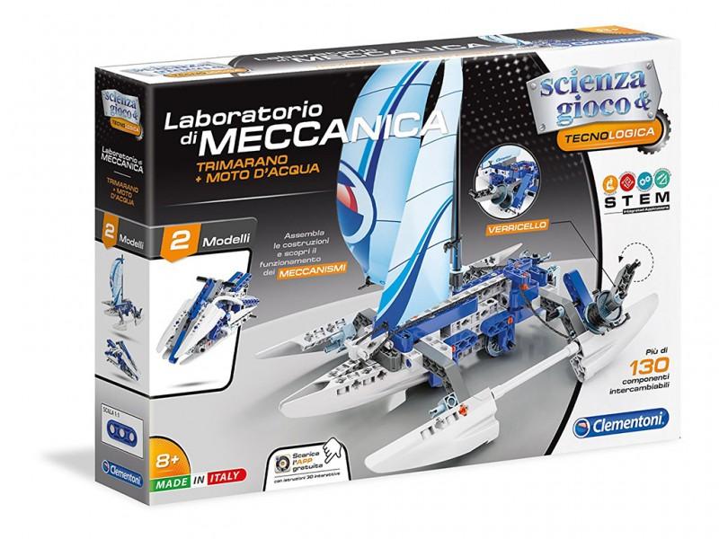 Laboratorio Di Meccanica Trimarano E Moto D'acqua - MazzeoGiocattoli.it