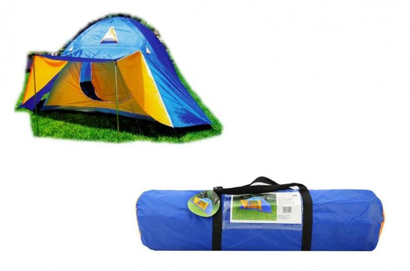 Tenda Da Campeggio Taormina Per 4 Persone Con Verandina - MazzeoGiocattoli.it