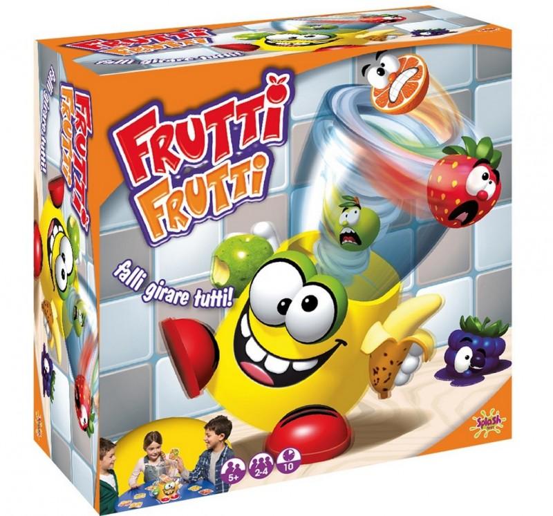 Gioco Da Tavolo Frutti Frutti  - MazzeoGiocattoli.it