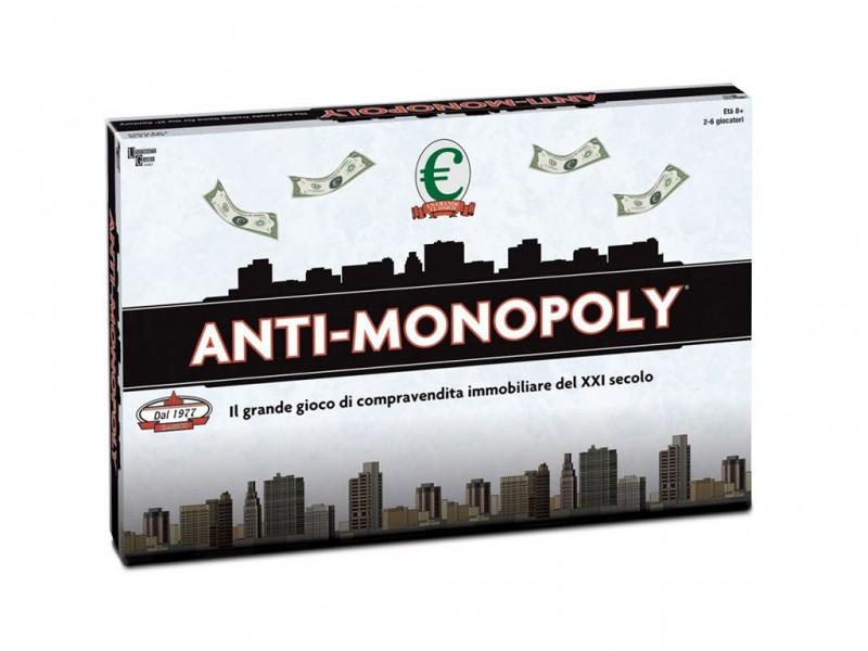 Anti Monopoly Gioco Da Tavolo - Rocco Giocattoli  - MazzeoGiocattoli.it