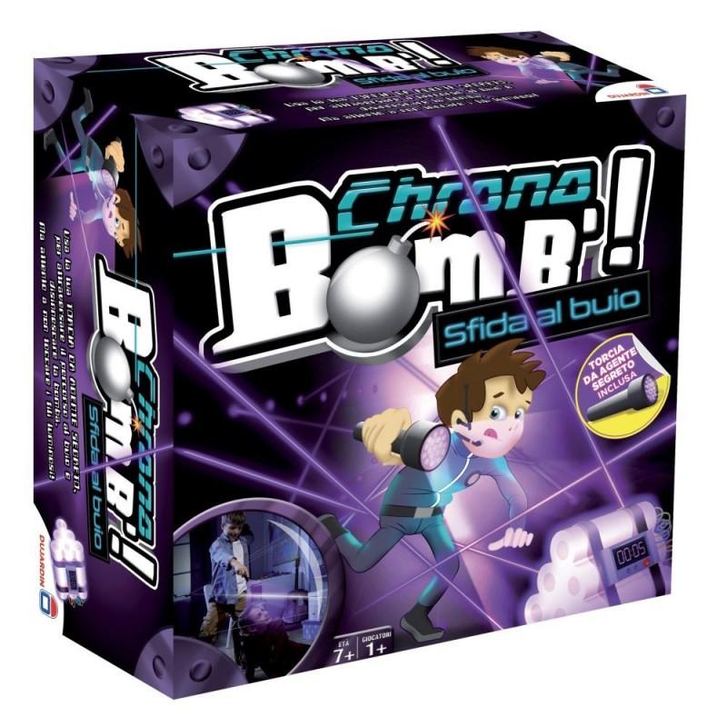 Chrono Bomb Sfida Al Buio - MazzeoGiocattoli.it