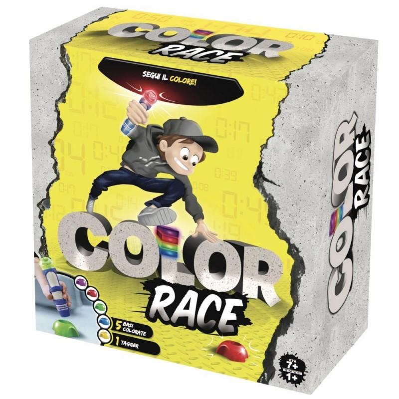 Gioco Di Società Color Race - MazzeoGiocattoli.it