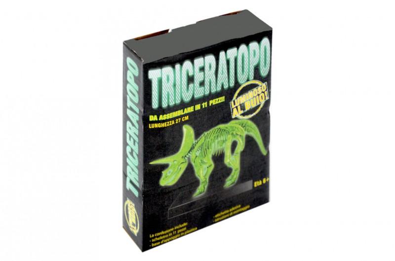 Dinosauro Triceratopo - Mazzeo Giocattoli         - MazzeoGiocattoli.it