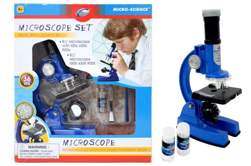 Microscopio Per Bambini - Mazzeo Giocattoli - MazzeoGiocattoli.it