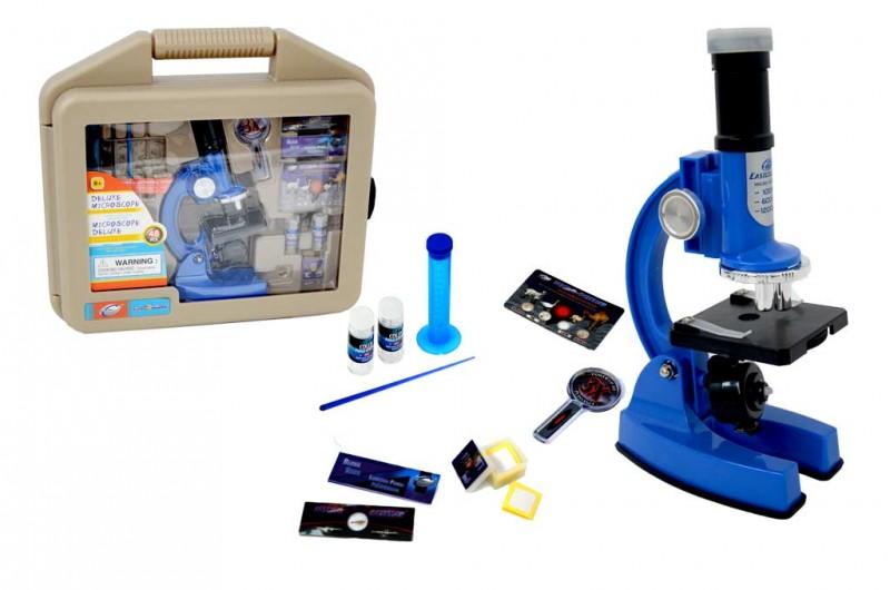 Microscopio Deluxe - Mazzeo Giocattoli - MazzeoGiocattoli.it