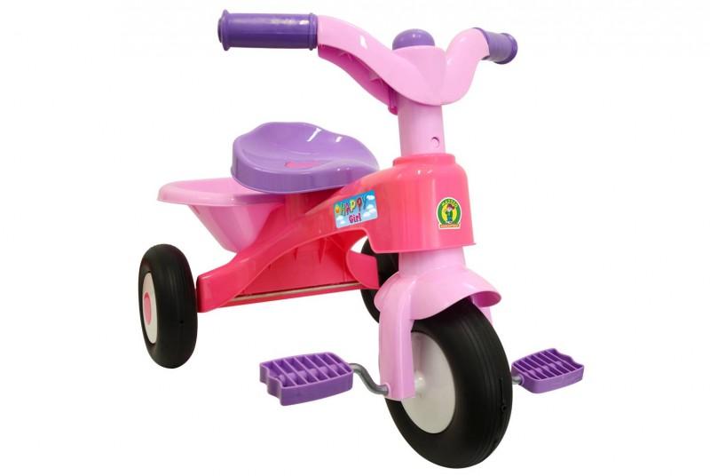 Triciclo Happy Girl                     - MazzeoGiocattoli.it