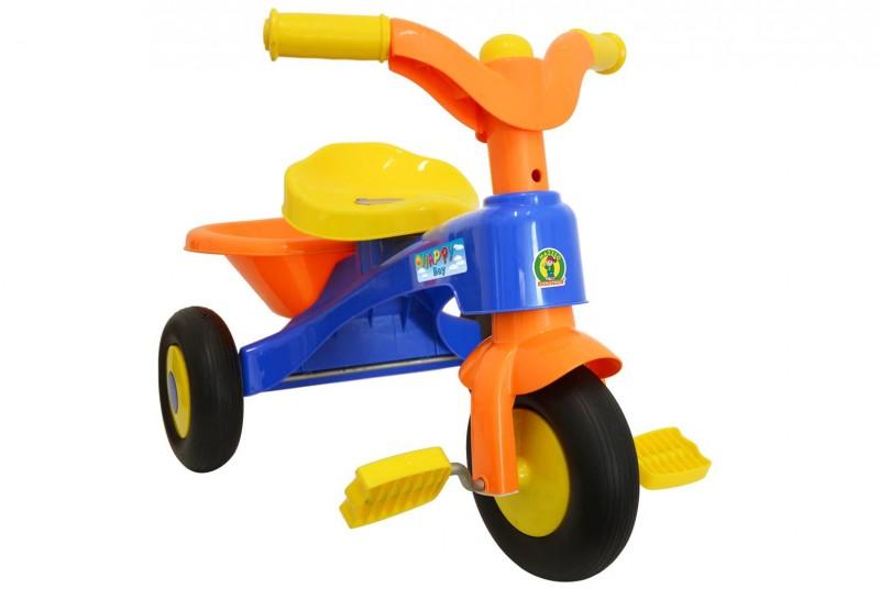 Triciclo Per Bambini Di Due Anni Happy Boy - MazzeoGiocattoli.it