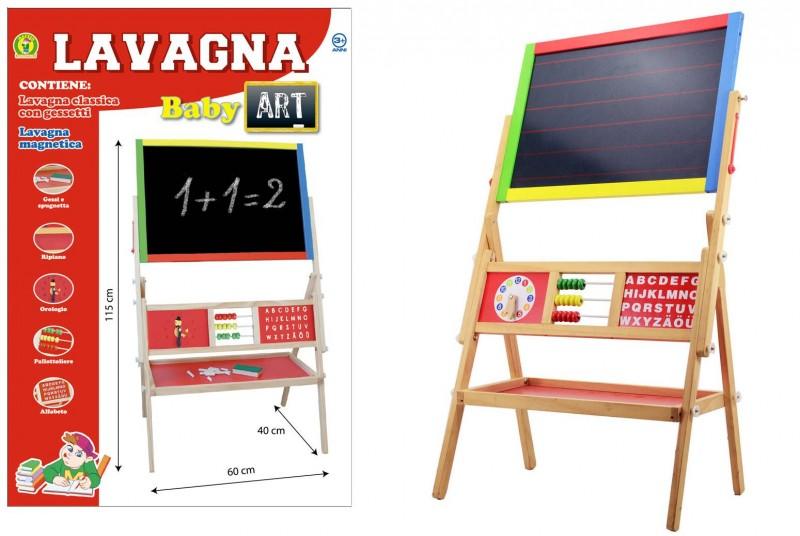 Lavagna Baby Art Magnetica - Mazzeo Giocattoli - MazzeoGiocattoli.it