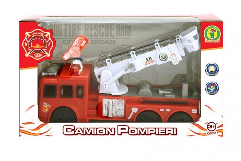 Camion Pompieri Con Suoni E Luci - MazzeoGiocattoli.it