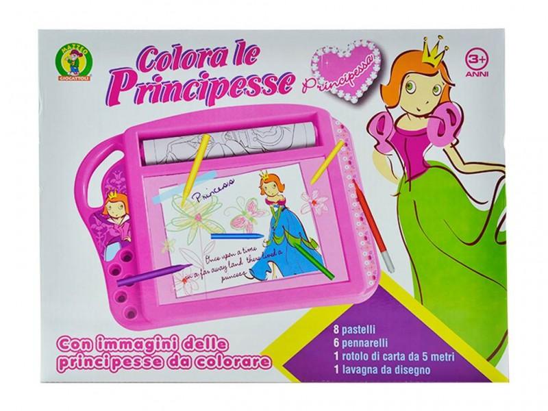 Lavagna Delle Principesse - Mazzeo Giocattoli - MazzeoGiocattoli.it