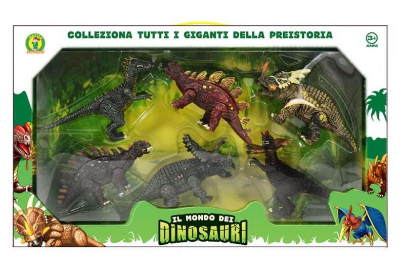 Il Mondo Dei Dinosauri - Mazzeo Giocattoli - MazzeoGiocattoli.it