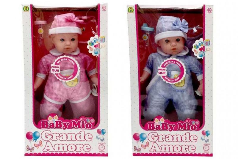 Bambolotto Baby Mio Grande Amore - MazzeoGiocattoli.it