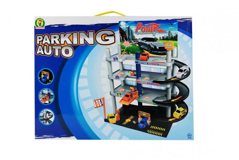 Gioco Garage Parking Auto - Mazzeo Giocattoli - MazzeoGiocattoli.it