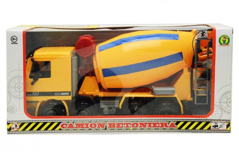 Camion Betoniera - Mazzeo Giocattoli - MazzeoGiocattoli.it