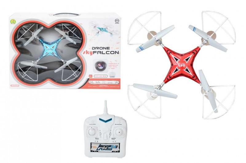 Drone Quadricottero Skyfalcon Con Videocamera - Mazzeo Giocattoli - MazzeoGiocattoli.it