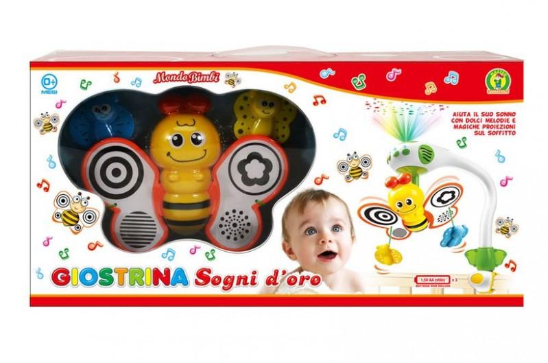 Giostrina Sogni D'oro - Mazzeo Giocattoli - MazzeoGiocattoli.it