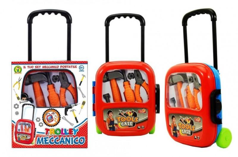 Trolley Meccanico - Mazzeo Giocattoli - MazzeoGiocattoli.it