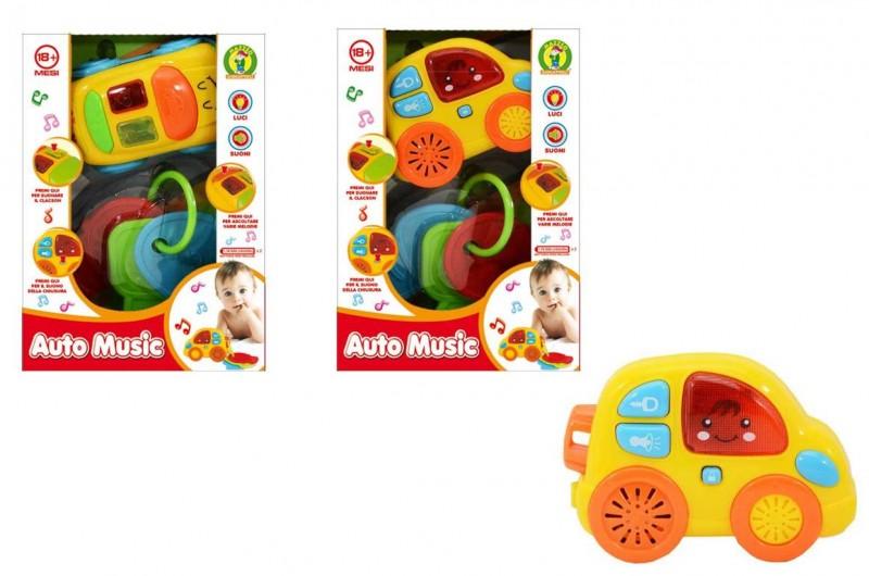 Auto Music - Mazzeo Giocattoli  - MazzeoGiocattoli.it