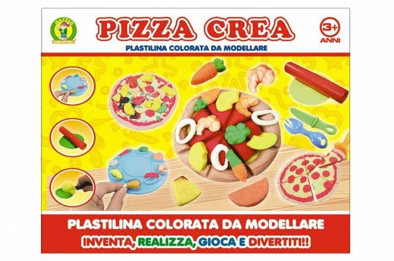 Plastilina Pizza Crea - Mazzeo Giocattoli - MazzeoGiocattoli.it