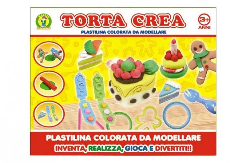 Plastilina Torta Crea  - MazzeoGiocattoli.it