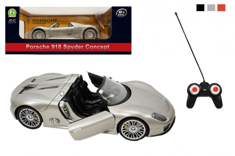 Auto Con Radiocomando Rc Porsche 918 Spider - Mazzeo Giocattoli - MazzeoGiocattoli.it