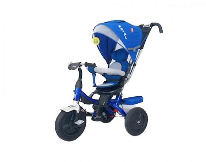 Triciclo Royal Blu - Mazzeo Giocattoli - MazzeoGiocattoli.it