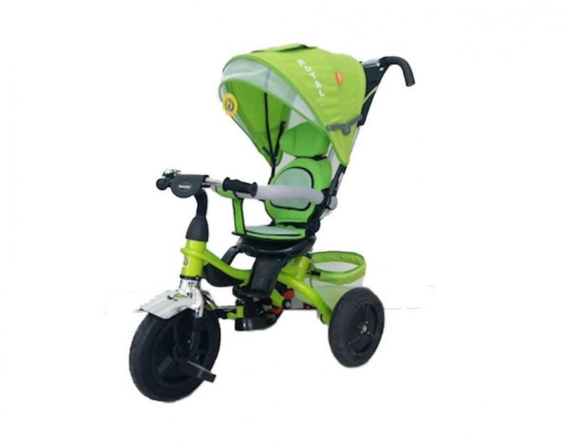 Triciclo Royal Verde - Mazzeo Giocattoli - MazzeoGiocattoli.it