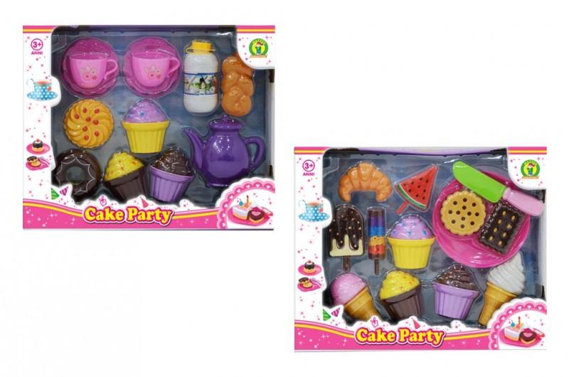 Cake Party Giochi - Mazzeo Giocattoli                  - MazzeoGiocattoli.it