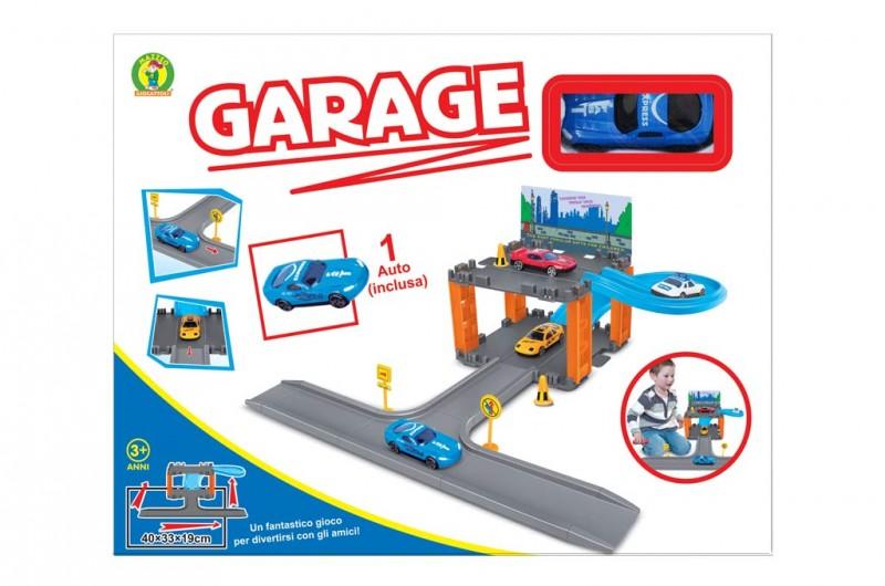 Garage - Mazzeo Giocattoli                              - MazzeoGiocattoli.it