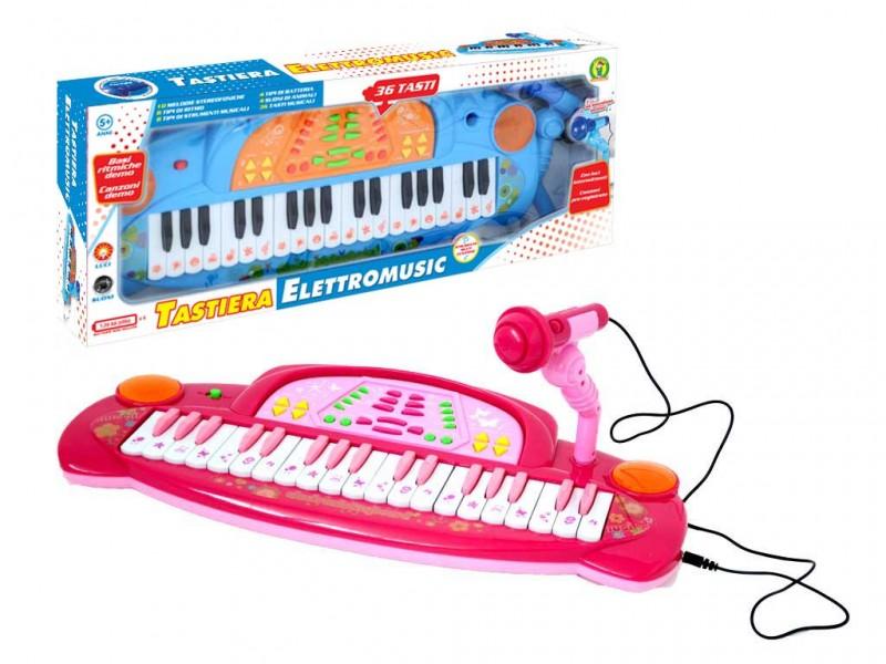 Pianola Per Bambini - Mazzeo Giocattoli           - MazzeoGiocattoli.it