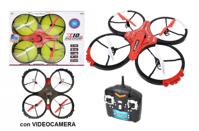 Drone Radiocomandato Space Explorer - Mazzeo Giocattoli - MazzeoGiocattoli.it