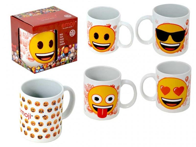 Tazza Emoji In Ceramica - MazzeoGiocattoli.it