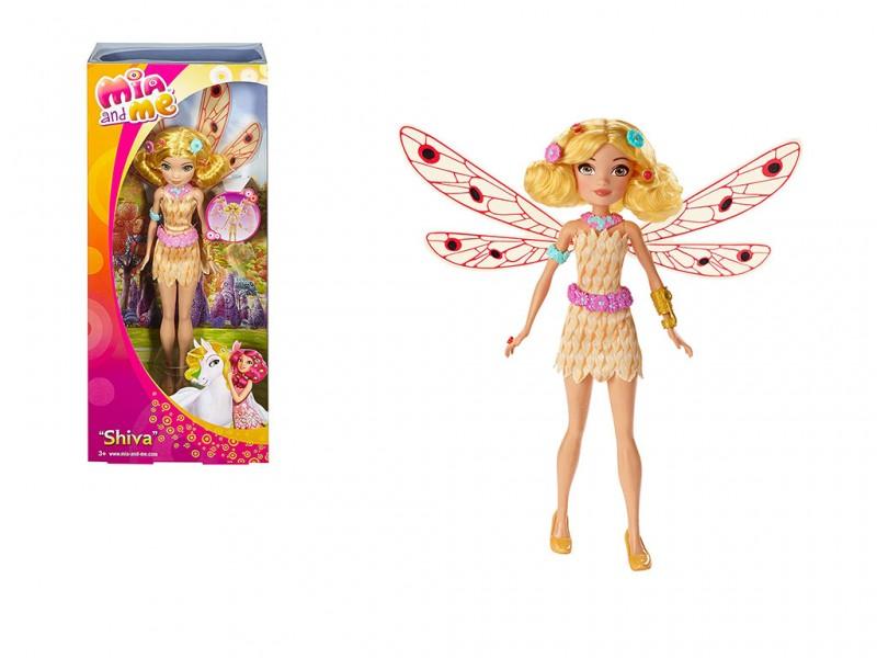 Mia And Me Shiva - Mattel             - MazzeoGiocattoli.it