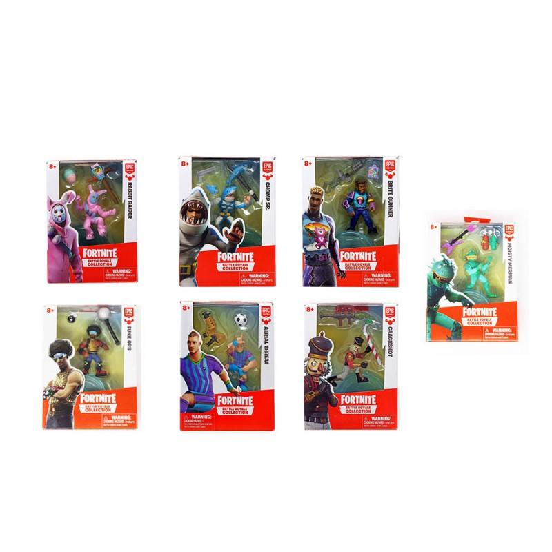 Action Figures Fortnite 5 Cm - Giochi Preziosi  - MazzeoGiocattoli.it