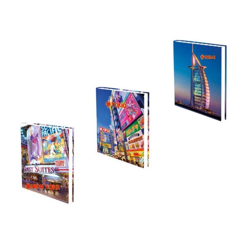 Active Diario Pocket I Love City - MazzeoGiocattoli.it